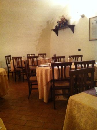 Antica Dimora alla Rocca: ristorante