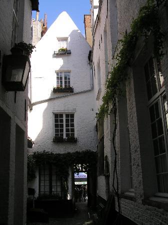 Vlaeykensgang Antwerpen /Anvers 6