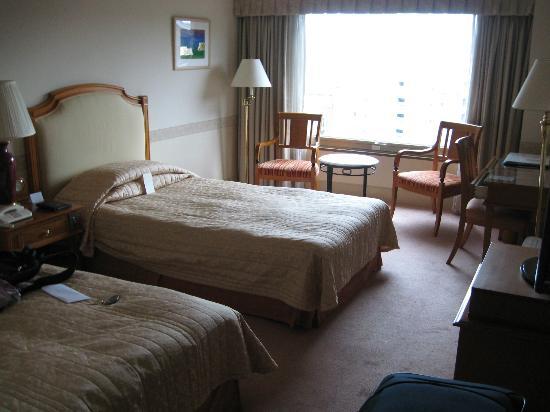 هوتل نيكو برينسيس كيوتو: My room 