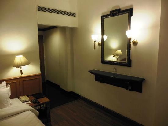Gokulam Park: Mirror
