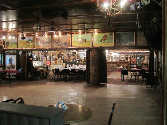Cassie's Supper Club: Cassie's bar