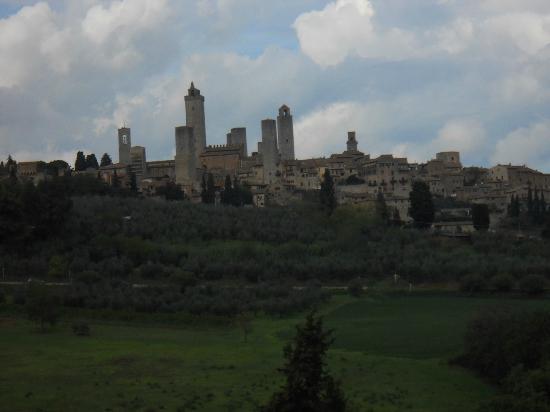 Tuscany in Tour: San Gimignano