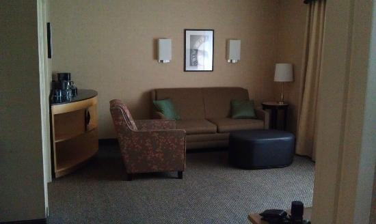 SpringHill Suites Minneapolis-St. Paul Airport: Large main room