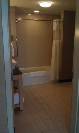 SpringHill Suites Minneapolis-St. Paul Airport: Bathroom