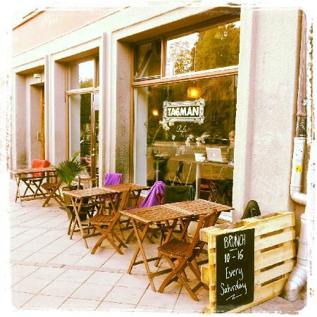 Tasman Cafe: tasman