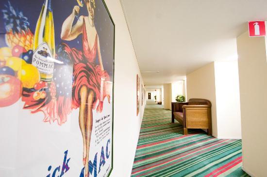 Ariston Hotell: Hall