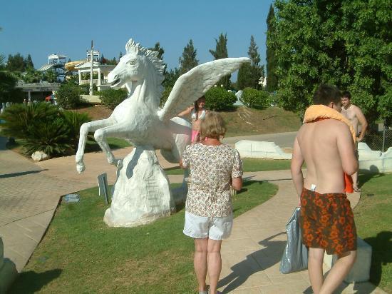 WaterWereld Waterpark: Pegasus