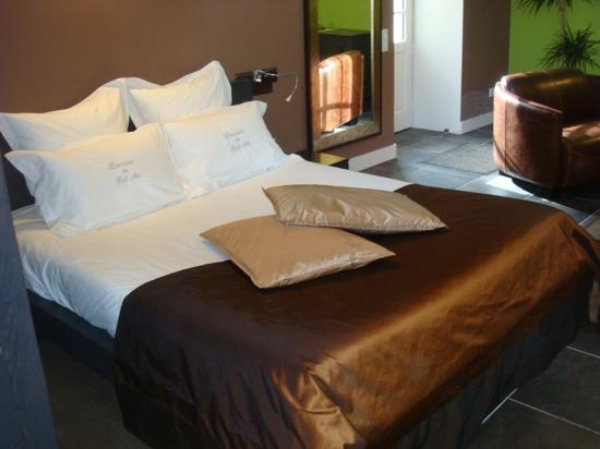 Domaine de Bel Air Carpe Diem: our lovely bedroom