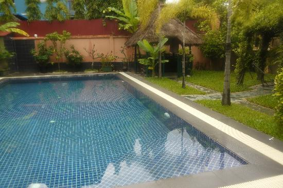 Siem Reap Garden Inn: pool