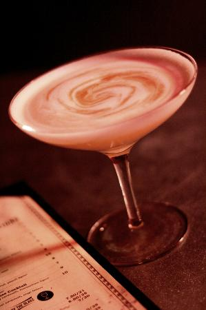 Firehouse Hostel and Lounge : Pisco Sour