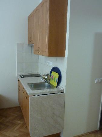 Guest Rest Studio Apartments: Kitchen (Apartment for 2 Adults)