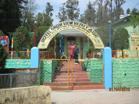 KMVN Tourist Rest House Snowview
