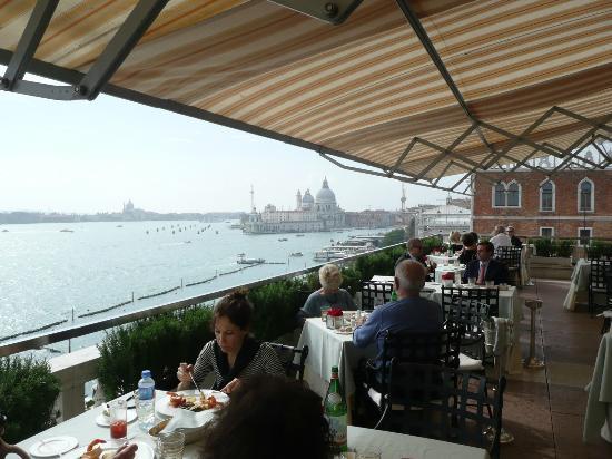 View from Terrazza Danilei - Picture of Restaurant Terrazza Danieli ...