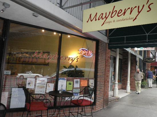 Mayberry s Brevard Restaurant Reviews Phone Number & s