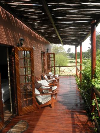 Gumtree Guest House: the lodge