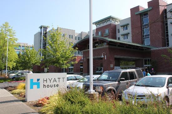 salle de bain - Picture of Hyatt House Seattle/Bellevue ...