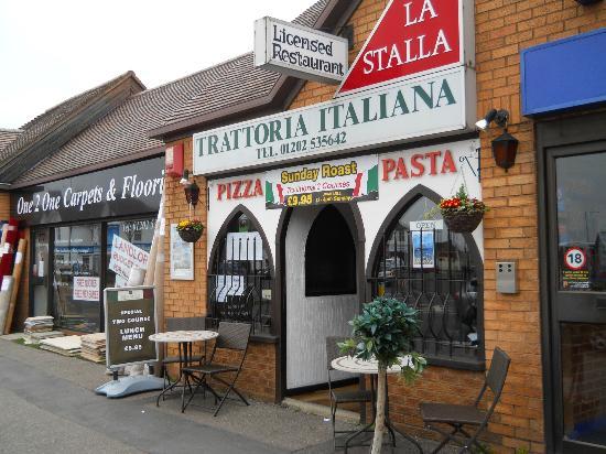 La Stalla Restaurant: la stalla