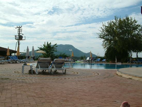Destina Hotel: Fantastic view from pool