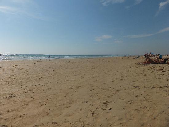 Playa de Zahara de los Atunes: spiaggia