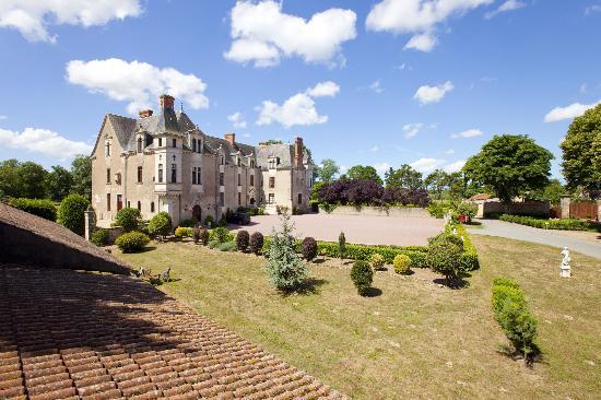 Château de la Vérie : Le Château