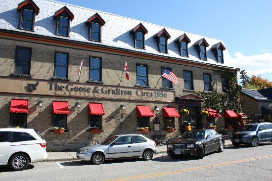 Goose & Gridiron: The Goose&Gridiron