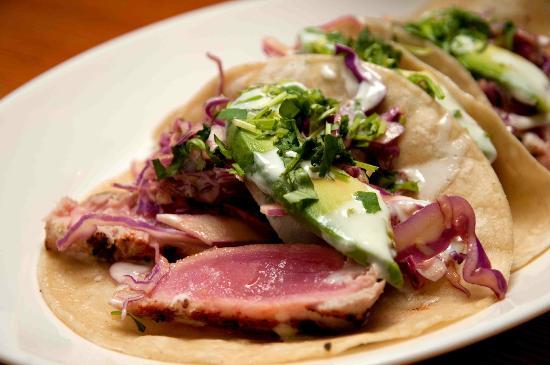 Terrebonne Depot: Ahi Fish Tacos
