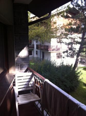 Hotel Adda: balcone