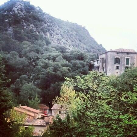 Dalt Muntanya: vistas