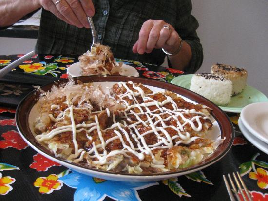 Kusaka Japanese Restaurant: Pancake