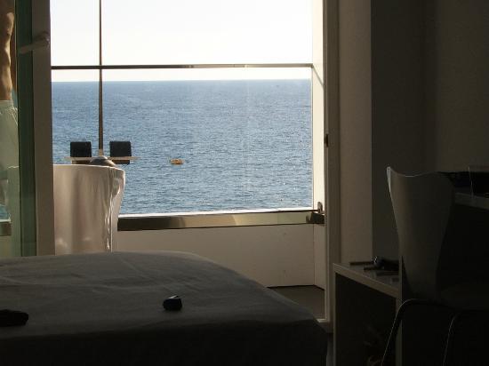 Hotel Brisa : view from bath