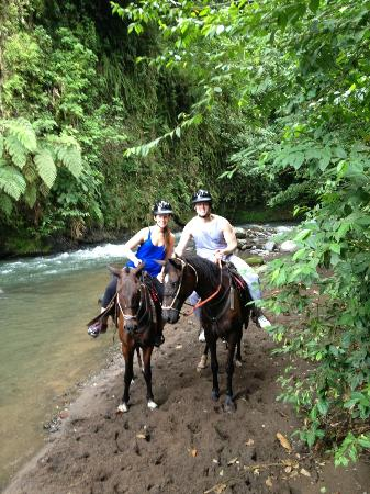 The Springs Resort and Spa: Horseback riding at Club Rio