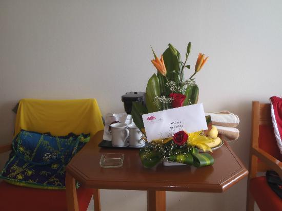 Crown Paradise Club Cancun: Welcome!