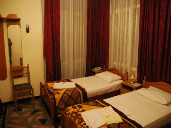 Hotel Pik Loti: Twin Room