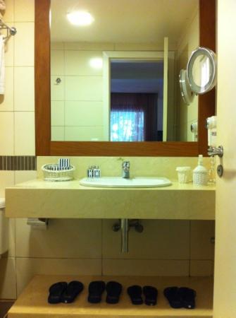 PortoBay Buzios: toilet