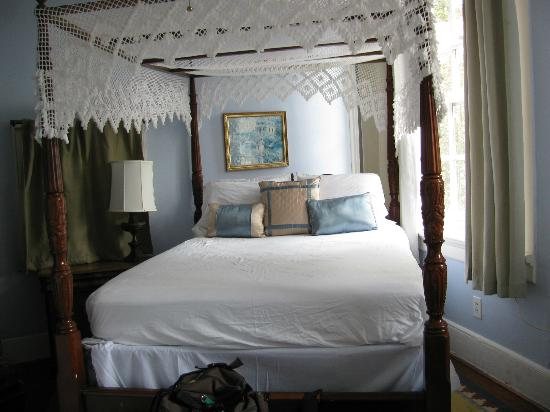 Palmer Home Bed and Breakfast: Carriage House Master