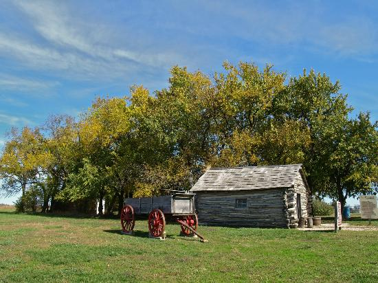 Little House on the Prairie Museum: Homestead