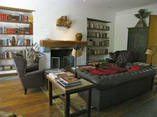 Solar da Ponte: Reading room