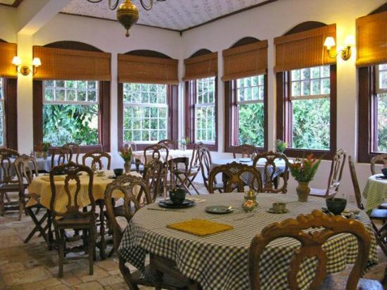 Solar da Ponte: Breakfast room
