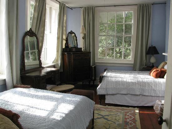 Palmer Home Bed and Breakfast: Carriage House