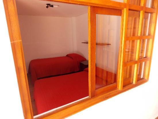 El Meson de las Tablas: Habitación / Room