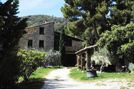 Le Degoutaud: Main house, home of the hosts with 3 rooms (B&B)