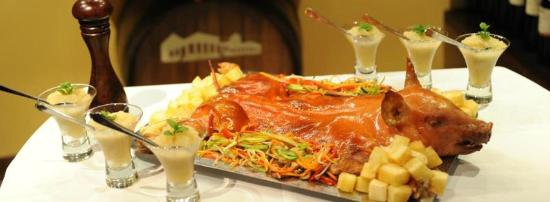 Restaurante Don Salvador: Nuestro Exclusivo Cochinillo