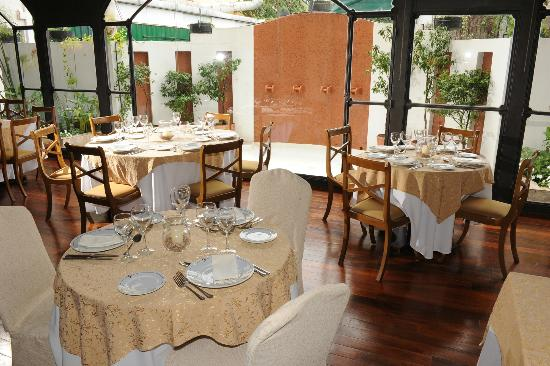 Restaurante Don Salvador: Nuestro Restaurant
