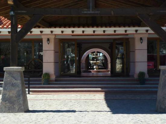 Hotel Mision Catavina: Eingangsportal