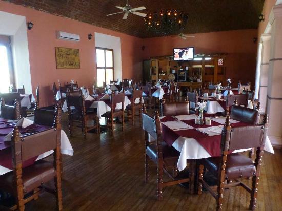 Hotel Mision Catavina: Speisesaal