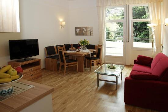 Residence Diana: Appartamenti spaziosi, confortevoli e moderni