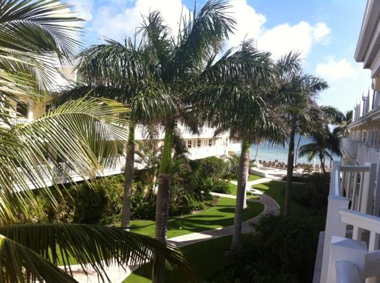 Southernmost Beach Resort : view from our room