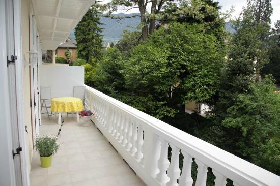 Residence Diana: Zona centrale e molto tranquilla