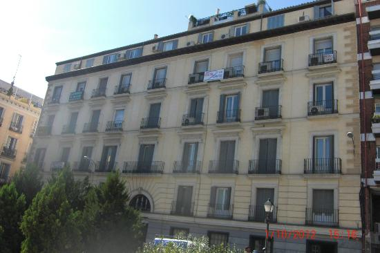 Hostal Zamora: Façade extérieur