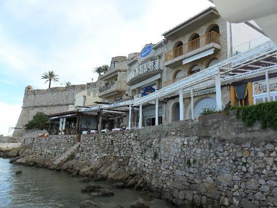 Hotel Boutique La Mar: vista del Muramar